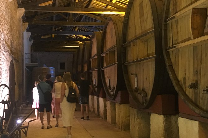 Small-Group Half-Day Languedoc Wine and Oyster Tour from Montpellier