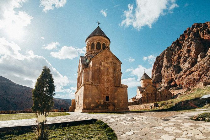 Tatev, Noravank monasteries and Areni cave - Christian Heritage revelation