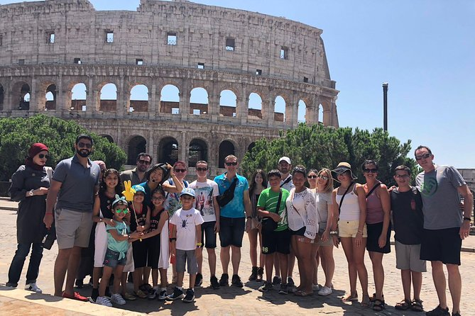 Skip The Line Guided Tours Of Colosseum And Forum