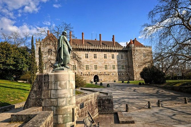Tour to Braga and Guimarães