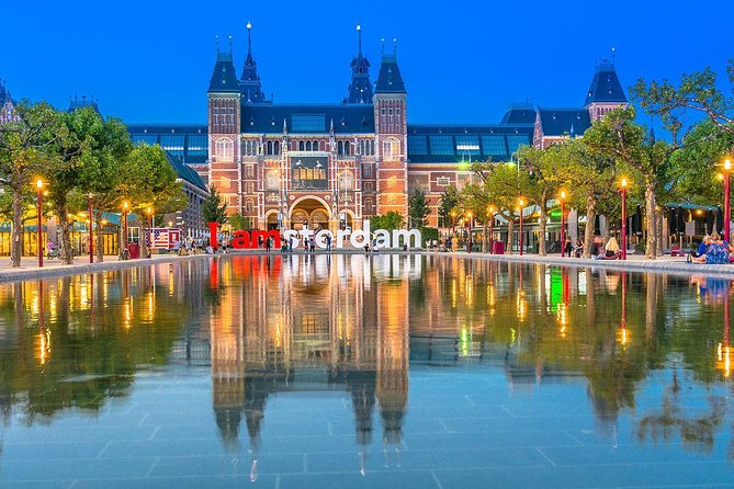 Amsterdam Introduction Tour with a Private Guide