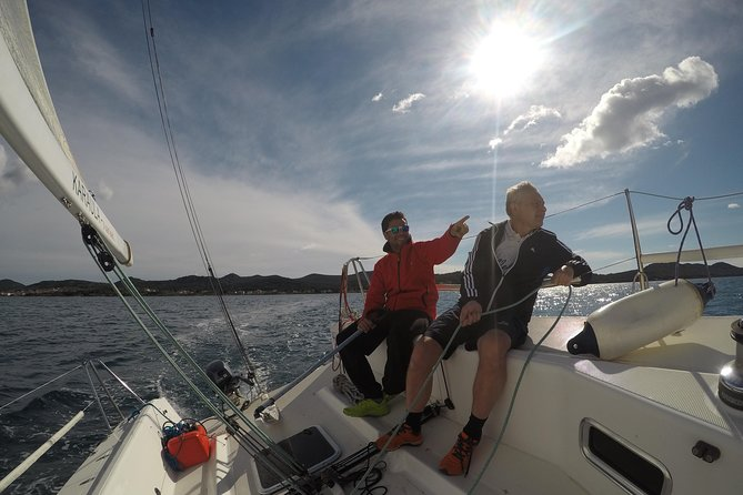 Full day sailing tour on a regatta sailboat in Zadar archipelago
