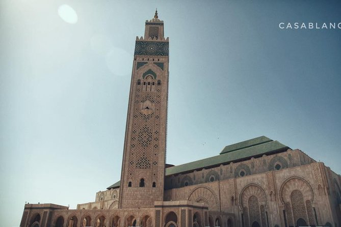 10 day Morocco tour from Casablanca and back via Chefchaouen - Fes - Sahara ...