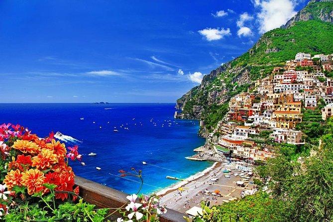 Shared Amalfi Coast Tour from Sorrento