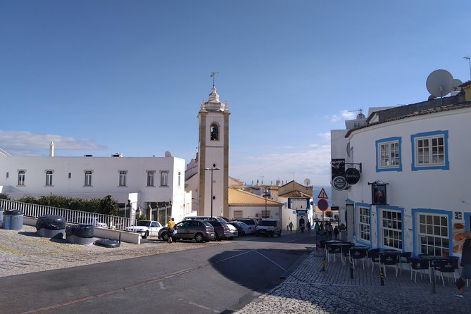 Private Guided Tuk Tuk Tour with pick-up and drop-off in Albufeira