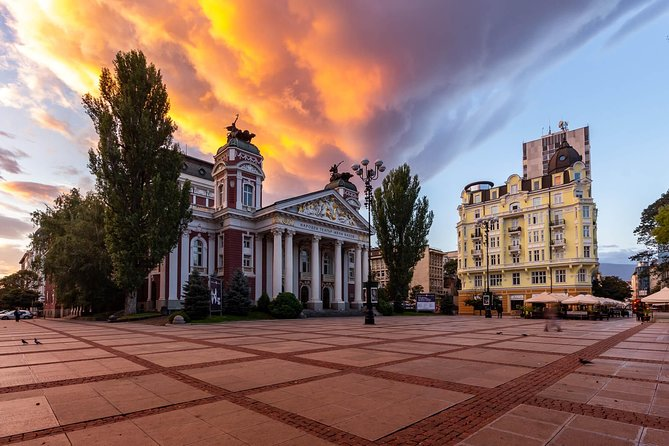 Sofia Famous City Landmarks PhotoWalks Tour