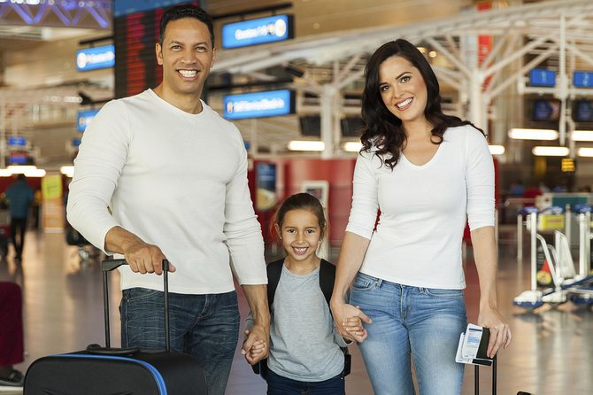 Book Private Departure Transfer with Luxury Sedan: Hotel to/from Orlando Airport