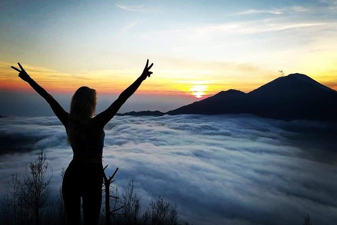 Mount Batur Hiking spectacular sunrise and coffe plantation