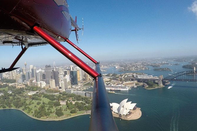 Sydney Harbour Helicopter Tour 30 minutes
