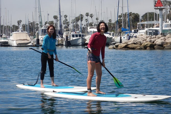 Learn to Stand-Up Paddle Board (SUP) in Santa Barbara