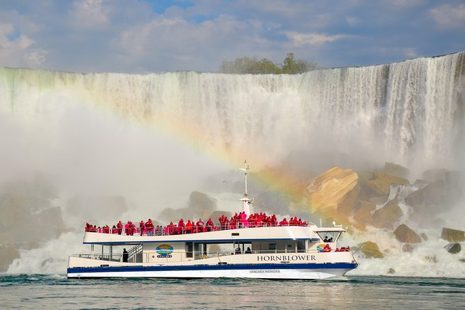 Private Niagara Falls Tours with Wine tasting