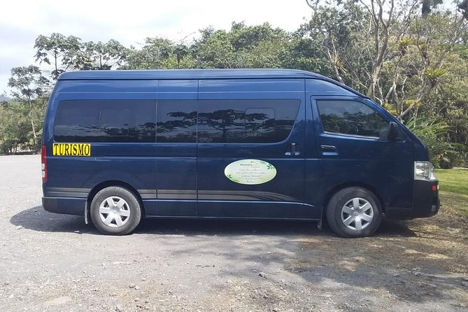 VIP Transportation Monteverde - San Jose area