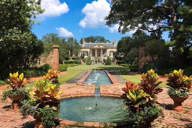 New Orleans Small-Group City, Cemetery, and Estate Tour