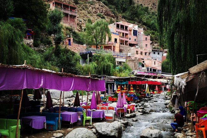 Amazing day trip to Ourika valley from Marrakech
