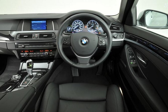 Chauffeur Driven BMW 5 Series - London Tour