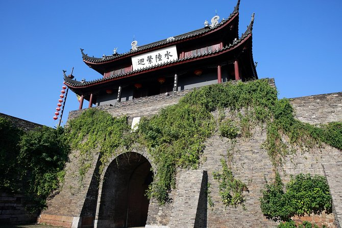 Suzhou Private Tour from Shanghai including Pingjiang Road and Panmen Gate