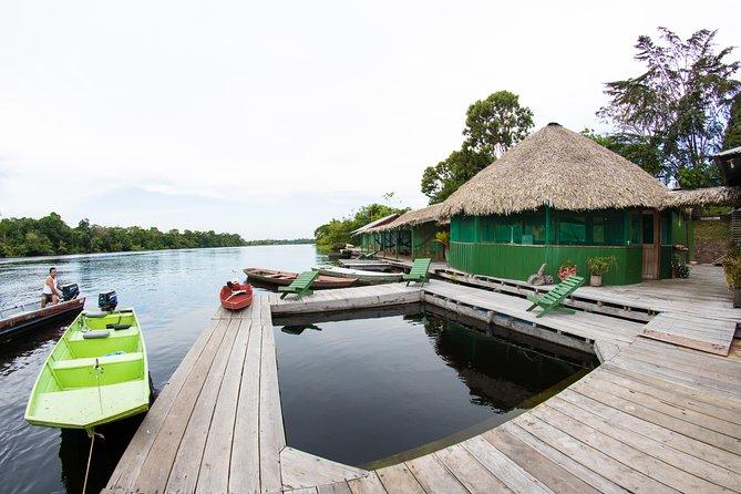 Taste of the Amazon Jungle 3D-2N- A Juma Floating Lodge