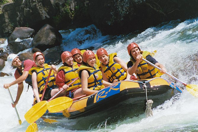 Barron River Half-Day White Water Rafting from Cairns photo 2