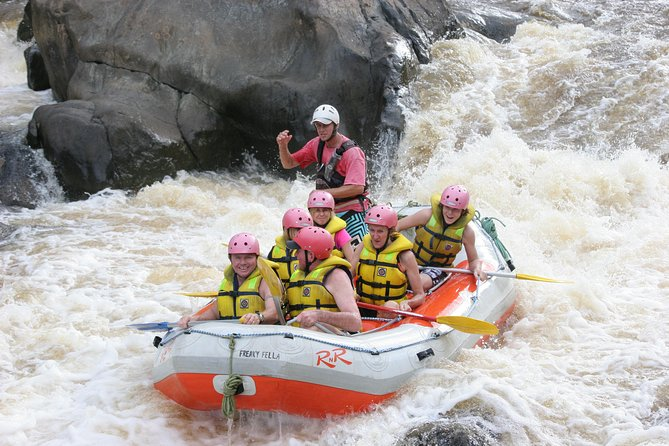 Barron River Half-Day White Water Rafting from Cairns photo 7