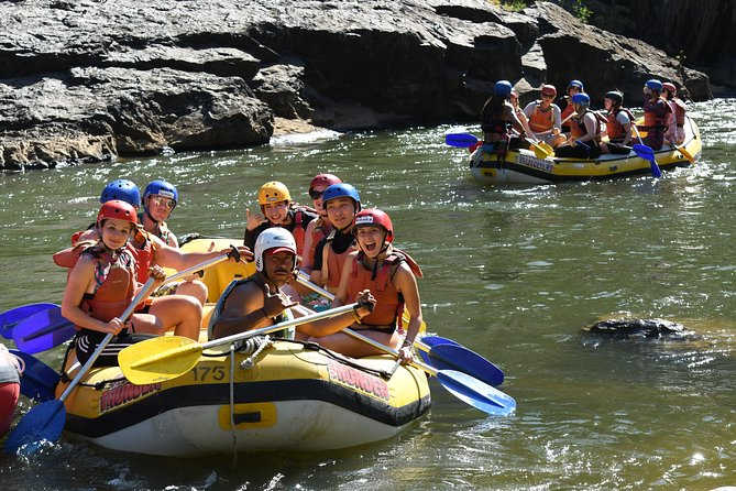 Barron River Half-Day White Water Rafting from Cairns photo 3