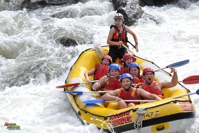 Barron River Half-Day White Water Rafting from Cairns photo 10