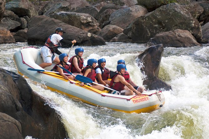 Barron River Half-Day White Water Rafting from Cairns photo 11