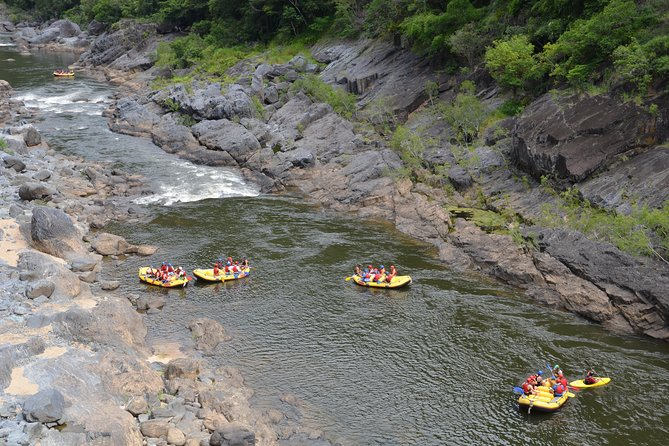 Barron River Half-Day White Water Rafting from Cairns photo 4