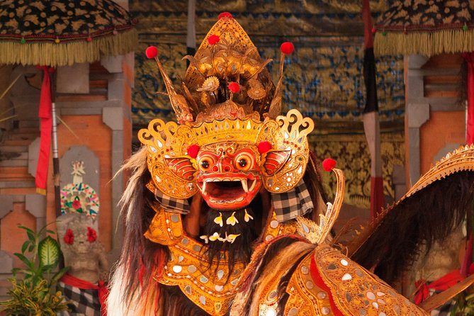 Bali Mythological Dance, Caldera View and Heritage Tour