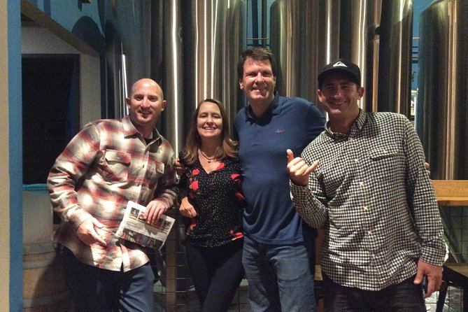 Fun on The South Orange County Craft Brewery Tour with Best Coast Tours!