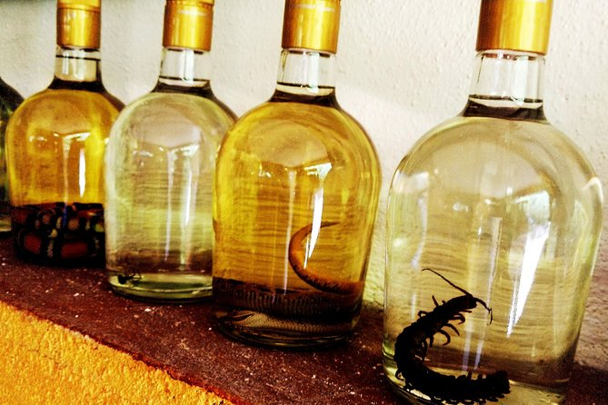 Full-Day Mezcal Tour With Tasting and Lunch from Acapulco