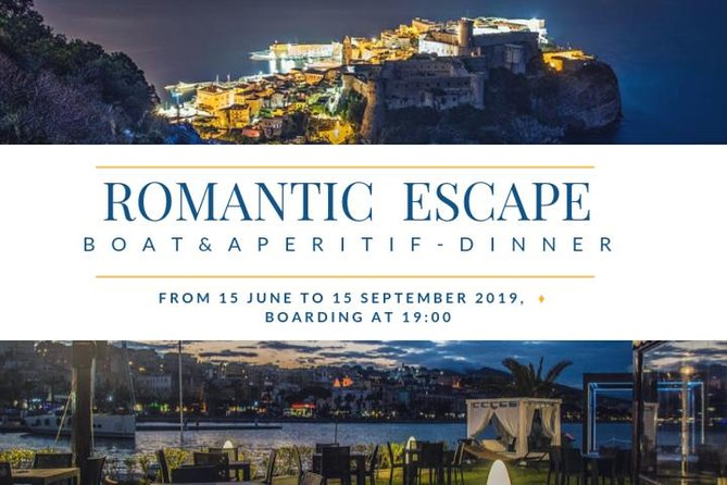 Romantic Escape at Sunset with Apericena