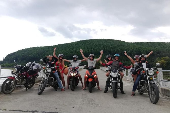 2 Day Motorbike Tour from Hue to Hoi An by Mister T Easy Rider