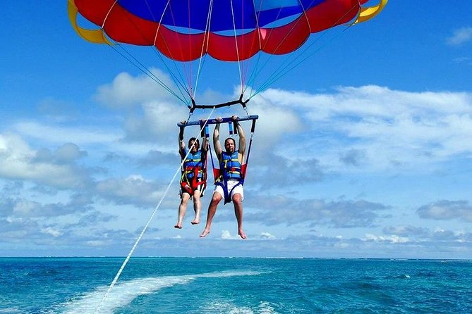 Parasailing HURGHADA photo 1
