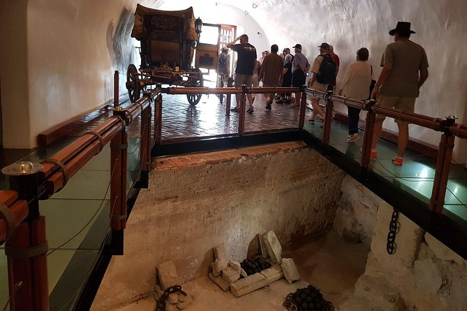 4Hr Cliff Divers Main Square San Diego Fort Museum Walking Tour With Lunch