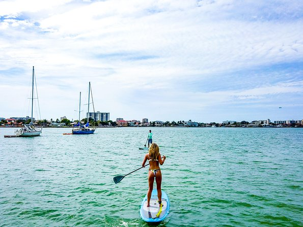 Paddle Board Rental - 1 Hour photo 4