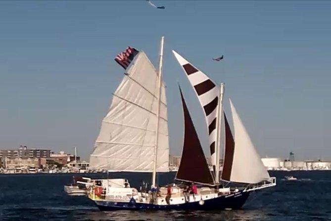Geschiedenis van Chesapeake Bay Sailing Tour