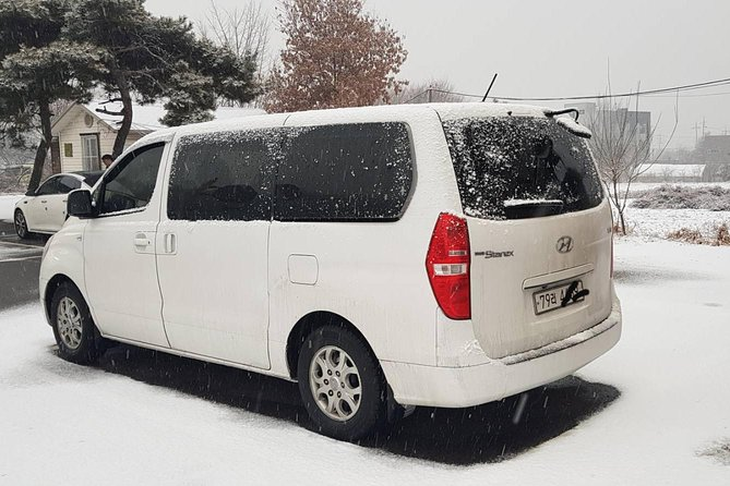 Private Transfer to Airport : Seoul to Incheon Airport ( up to 7pax)