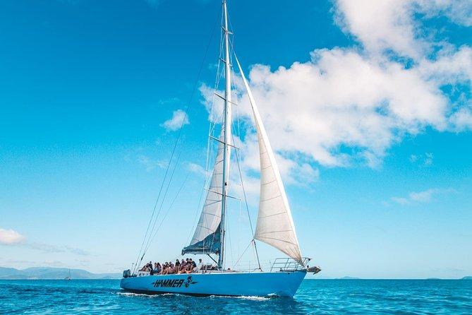 Hammer Whitsundays Maxi Sailing (2 Days, 1 Night) - half a double bed*