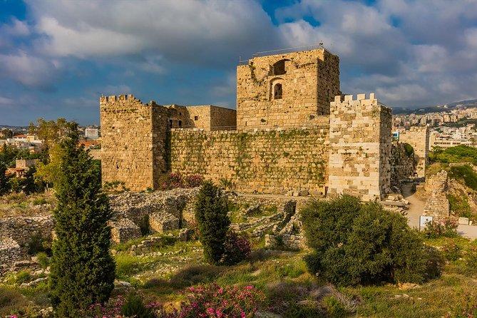 Jeita Grotto - Harissa - Byblos Tour From Beirut