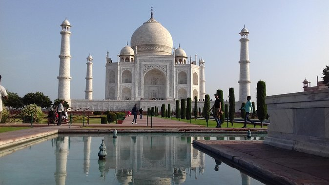 Golden Triangle Tour By Private Car. (Delhi Agra Jaipur back to Delhi)
