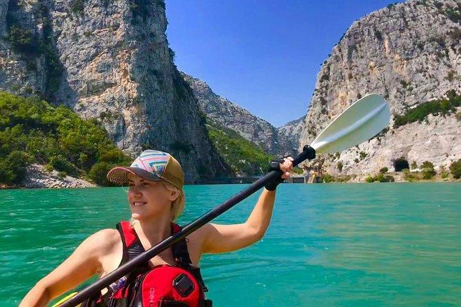 Kayaking Ulza Shkopet Eco Park