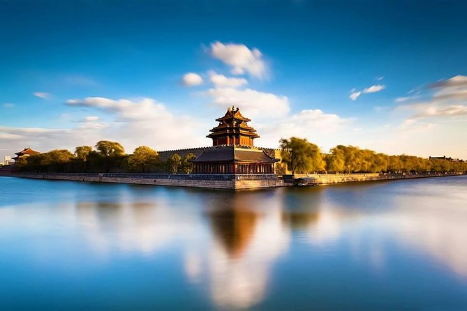 Forbidden City and Summer Palace Day Tour from TianJin Intl Cruise Home Port photo 2