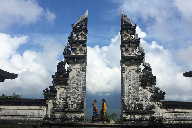East Bali, The most scenic spot