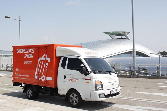 Korea Same-Day Luggage Delivery Service