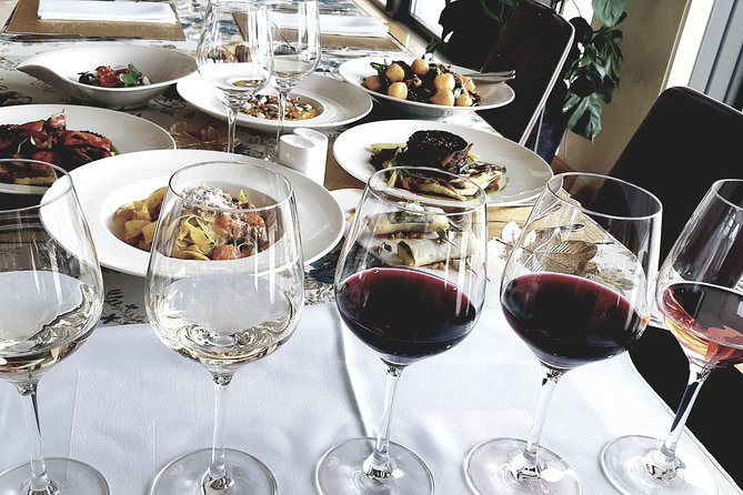 Thursdays - Omodos Odyssey: Food & Wine Pairing Lunch with Village Tour 7hrs