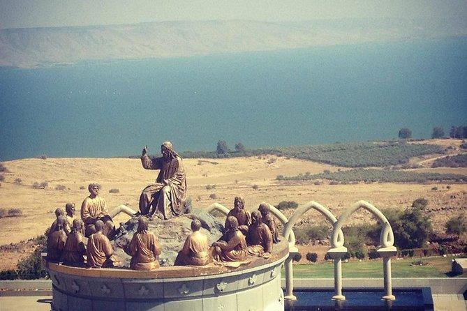 Private Tour of Nazareth & The Sea of Galilee