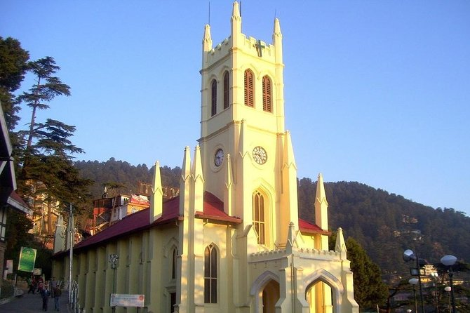 Mussoorie City Tour (Pick up from Hotel)