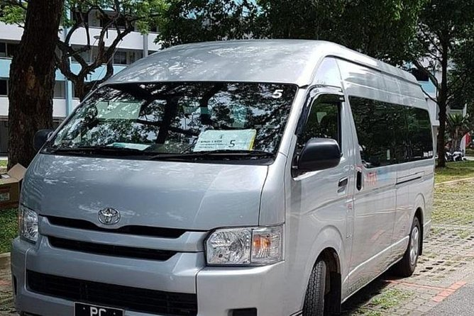 Private Departure Transfer From Singapore Hotel to Airport or Port