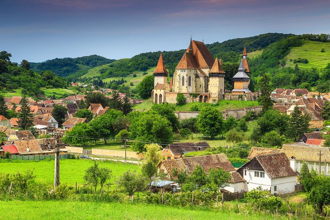 Transylvania Tour from Budapest to Bucharest: 4 days