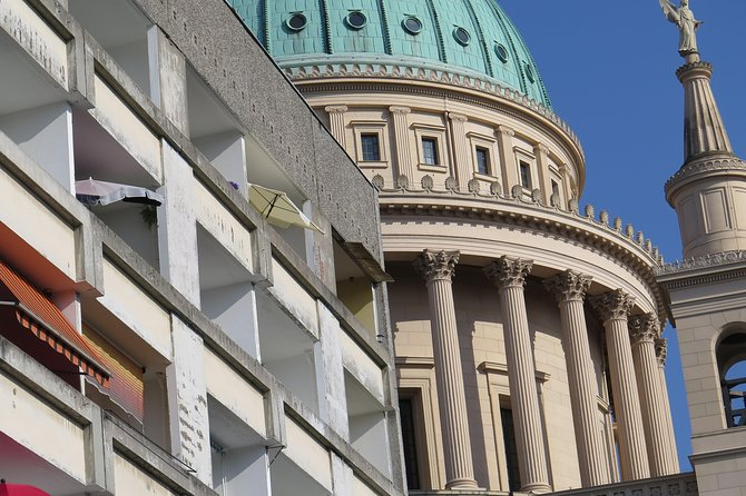 Socialist Architecture in the Old Town of Potsdam